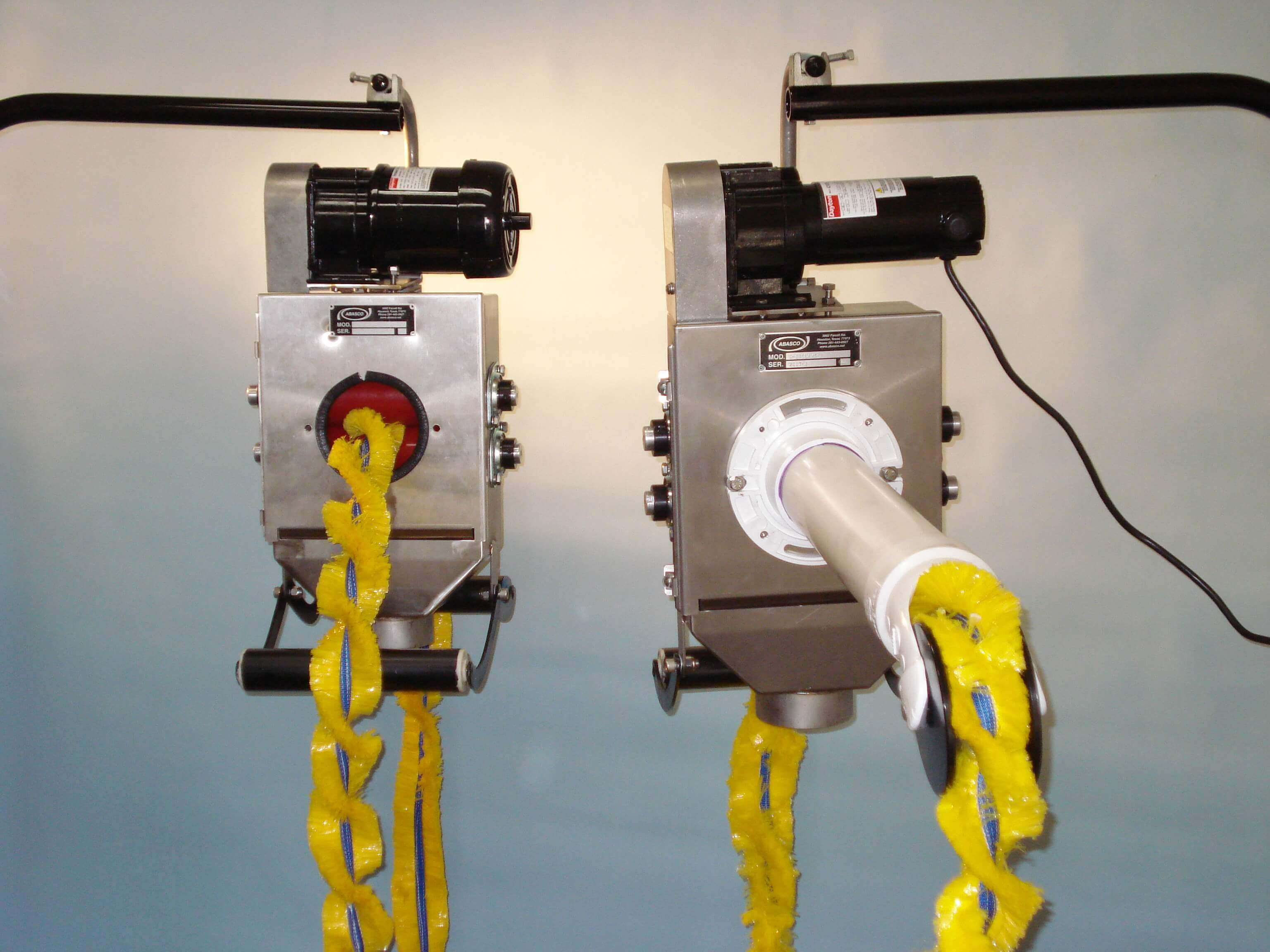 Q13-Series Rope-Mop Skimmers
