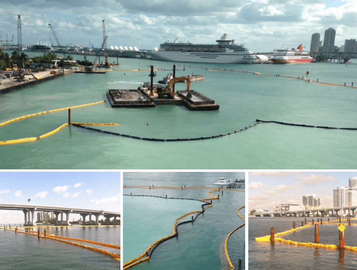 Deepwater Construction Project
